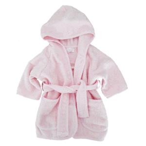Gepersonaliseerde badjas roze
