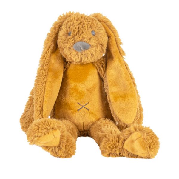 Gepersonaliseerde Rabbit ochre- Happy Horse