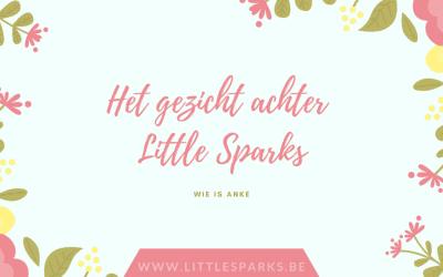 Het gezicht achter Little Sparks